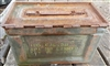 WWII 50cal Side Latch Ammo Cans (Rusty/Need Restored)